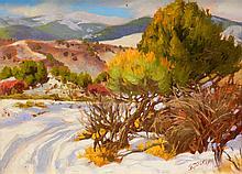 Plein Air, oil painting by Greg Beecham