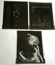 Marilyn Monroe negatives