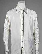 Meat Loaf owned/worn concert shirt