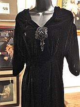 Stevie Nicks owned worn dress