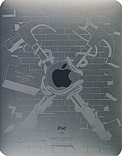 Roger Waters 'The Wall Live' tour crew Ipad