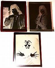 Queen Original 1975 Freddie Mercury Negatives