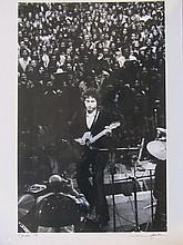 Bob Dylan 1974 Photohraph 17.5
