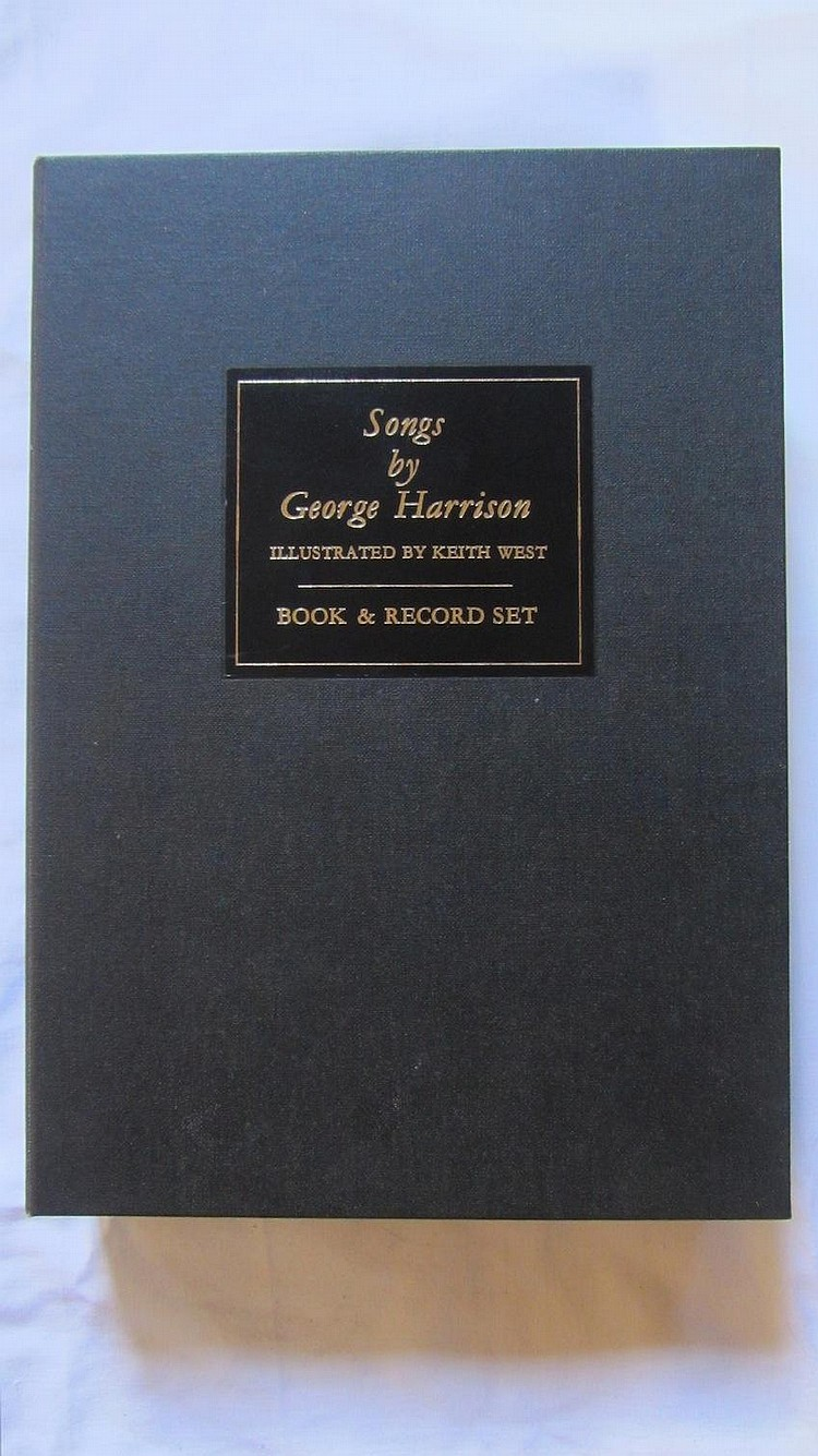 George HarrisonSongs Volume 1, Genesis Publications