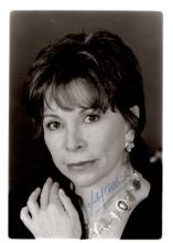 Chilean Author ISABEL ALLENDE - Photo Signed