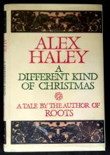 Roots Author ALEX HALEY - His Book Signed 1st ED