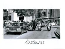 JFK Assassination ROBT McCLELLAND- Photo Signed