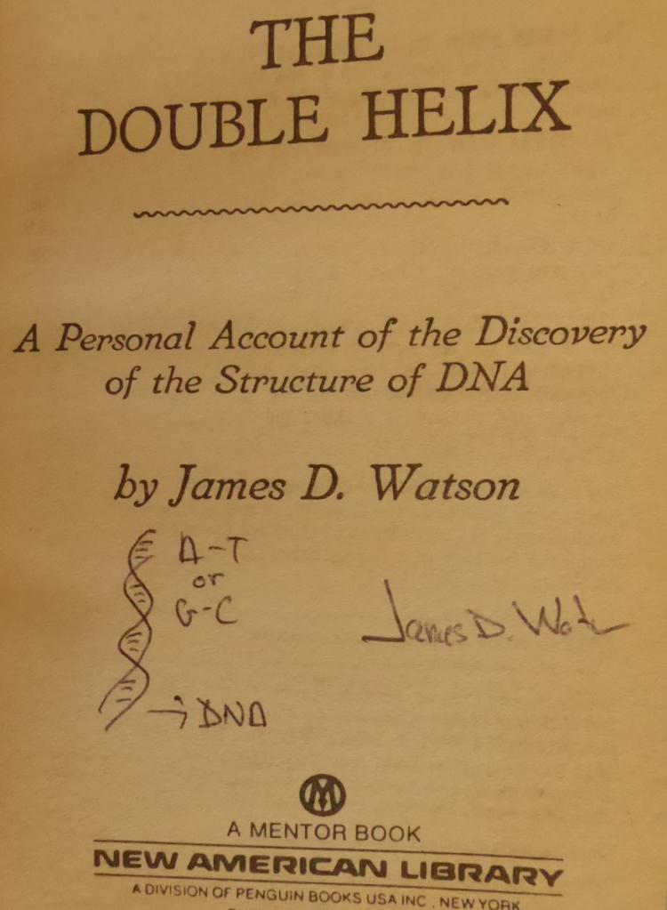 significance of discoveries in genetics and Watson and crick developed their ideas about genetic replication in a second article in nature crick himself immediately understood the significance of his and watson's discovery franklin's superb experimental work thus proved crucial in watson and crick's discovery.