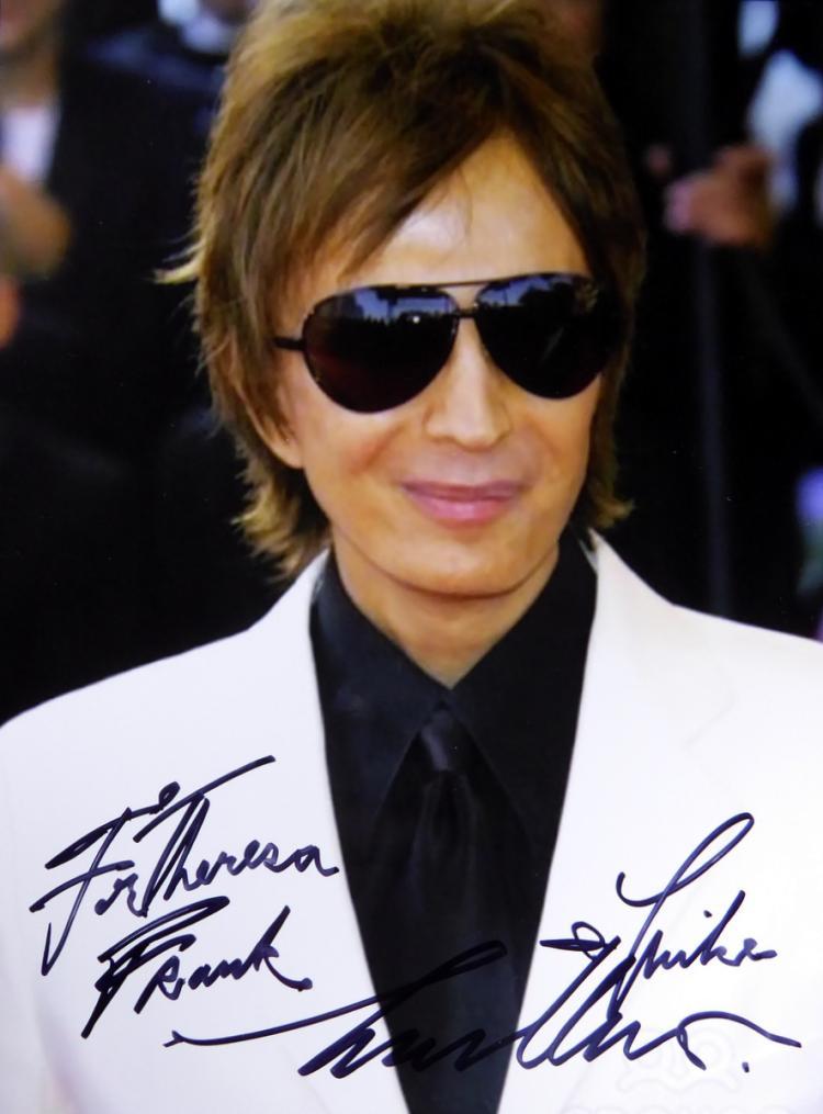 Director MICHAEL CIMINO - Photo Signed