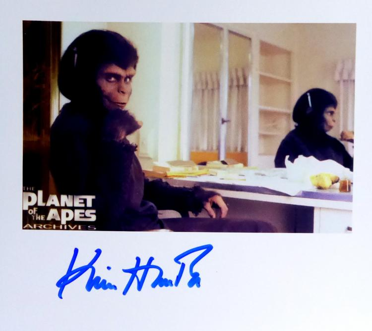 Actress KIM HUNTER - Planet of Apes Photo Signed