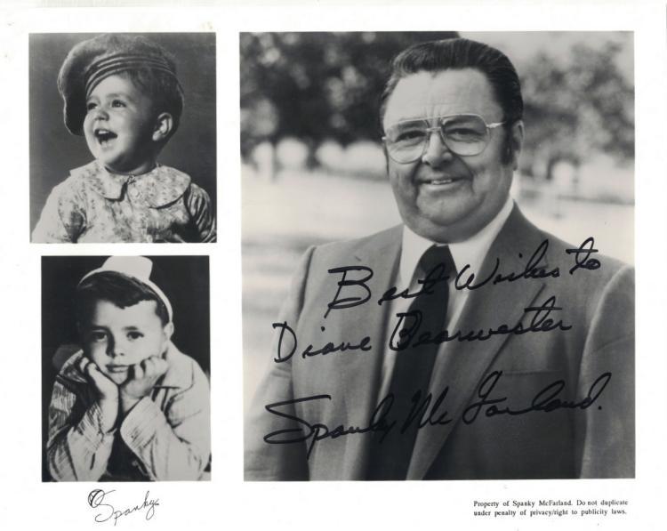 Child Actor GEORGE