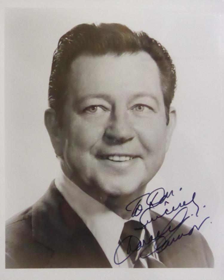 Actor DONALD O'CONNOR - Photo Signed