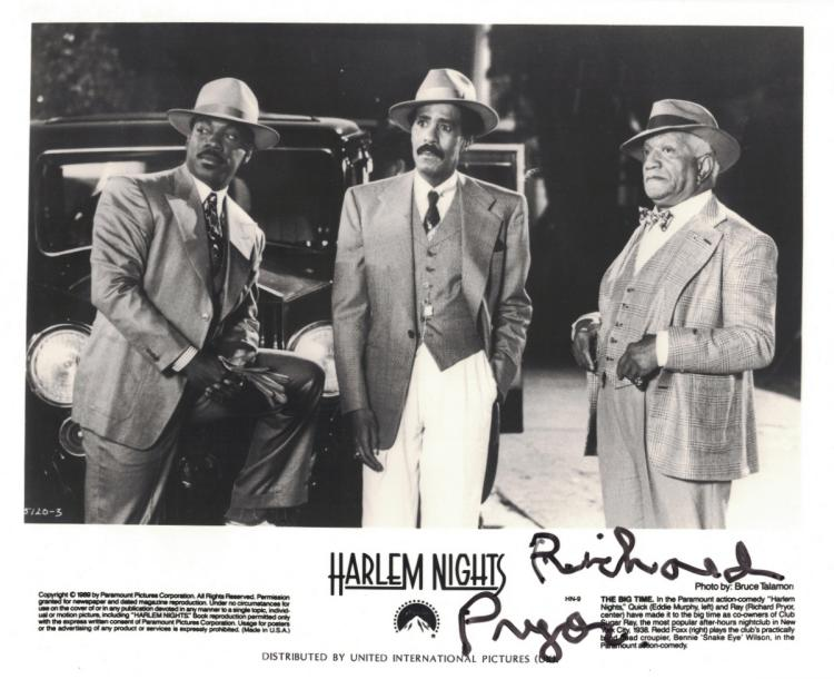 RICHARD PRYOR - Movie Photo Signed
