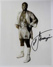 Heavywgt Champ JOE FRAZIER - Photo Signed