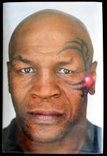 Heavywgt Champ MIKE TYSON - His Book Signed, 1st Ed