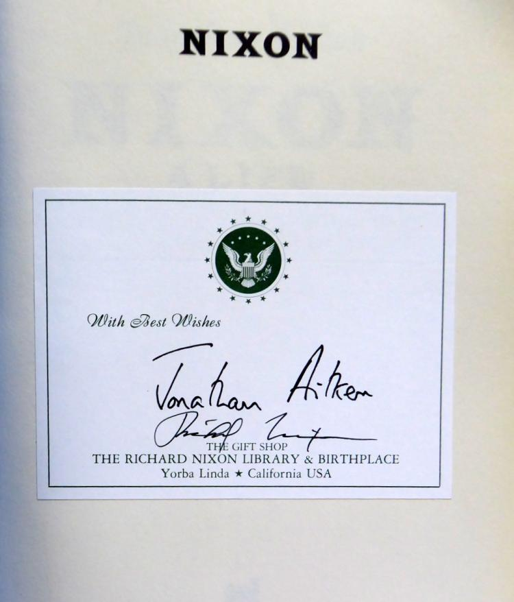 an introduction to the life of richard nixon Richard nixon was the thirty-seventh president of the united states he successfully served as a member of the house of representatives and of the senate and.