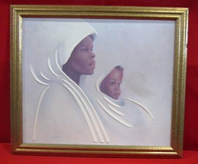 Painting By IDA JACKSON (KM)