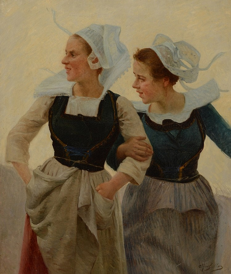 Alfred GUILLOU (1844-1926)