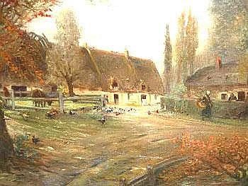 Albert Goguet MANTELET (1858-XXe)
