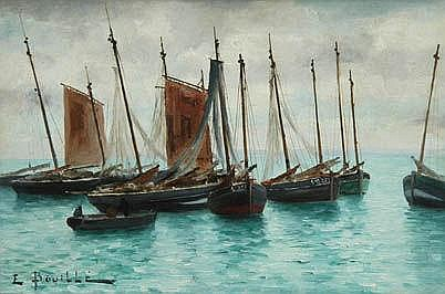 Etienne BOUILLE (1858-1833)