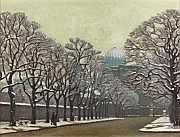 Charles LACOSTE (1870-1959) Le dôme de