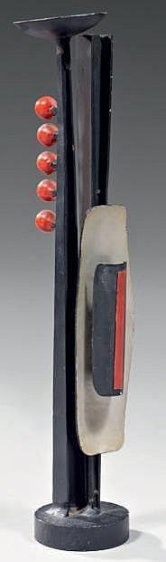 GISIGER Hansjörg (1919-2008) Prototype du
