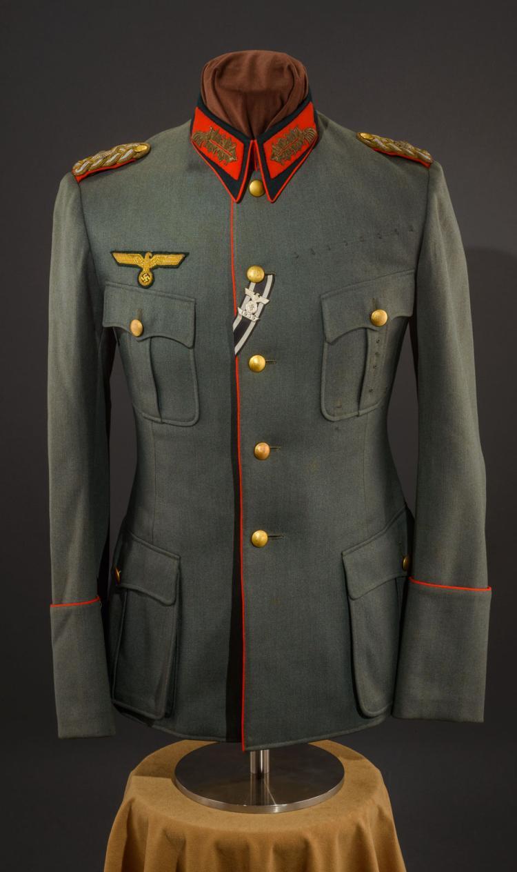 Lot - Third Reich Army General's Uniform.