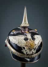 Imperial Prussian General Staff Officer's Parade Helmet