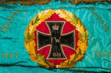 Imperial German Veteran's Association Flag