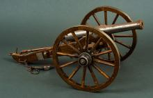 Imperial Franco-Prussian War Cannon