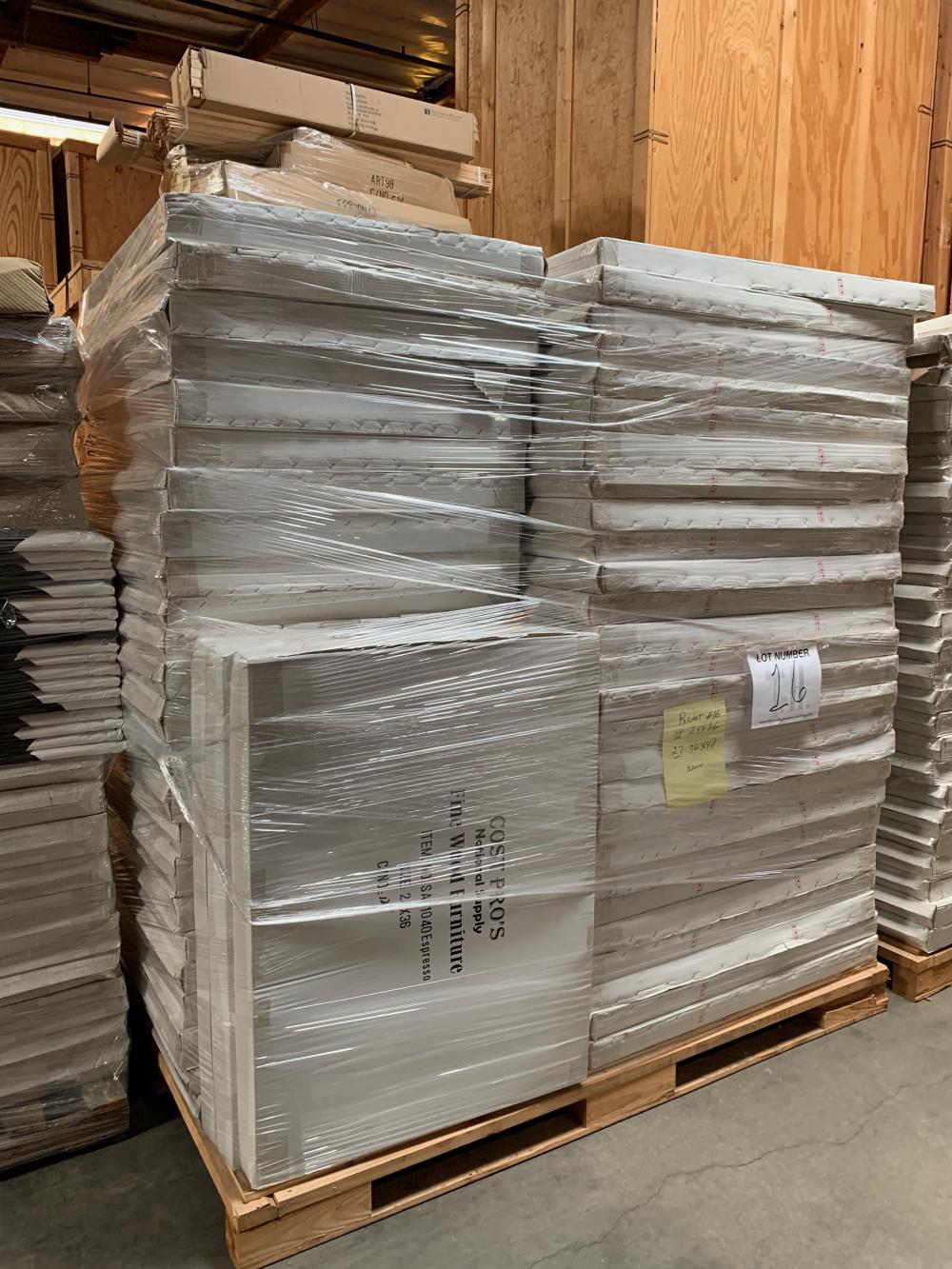Pallet of Picture Frames 16