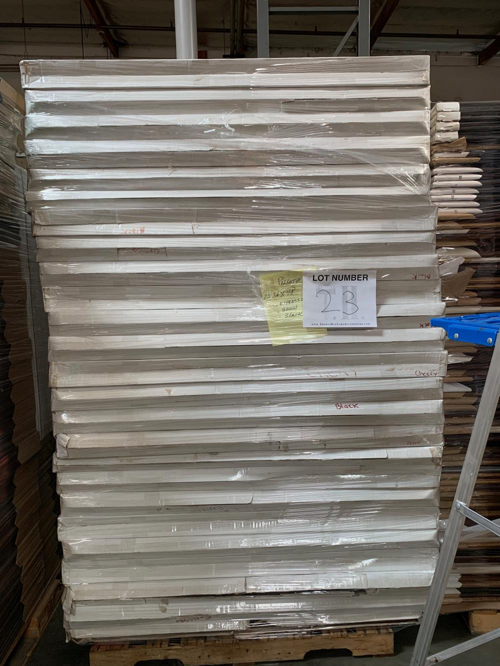 Pallet of Picture Frames 23
