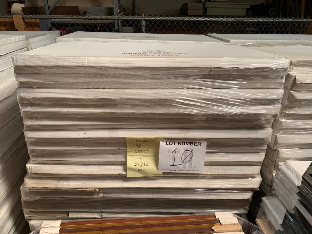 Pallet of Picture Frames  10