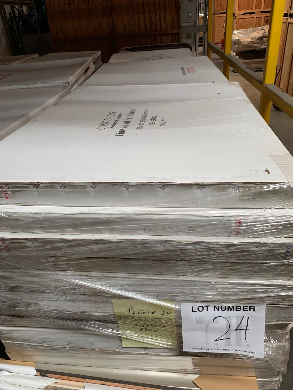 Pallet of Picture Frames 24