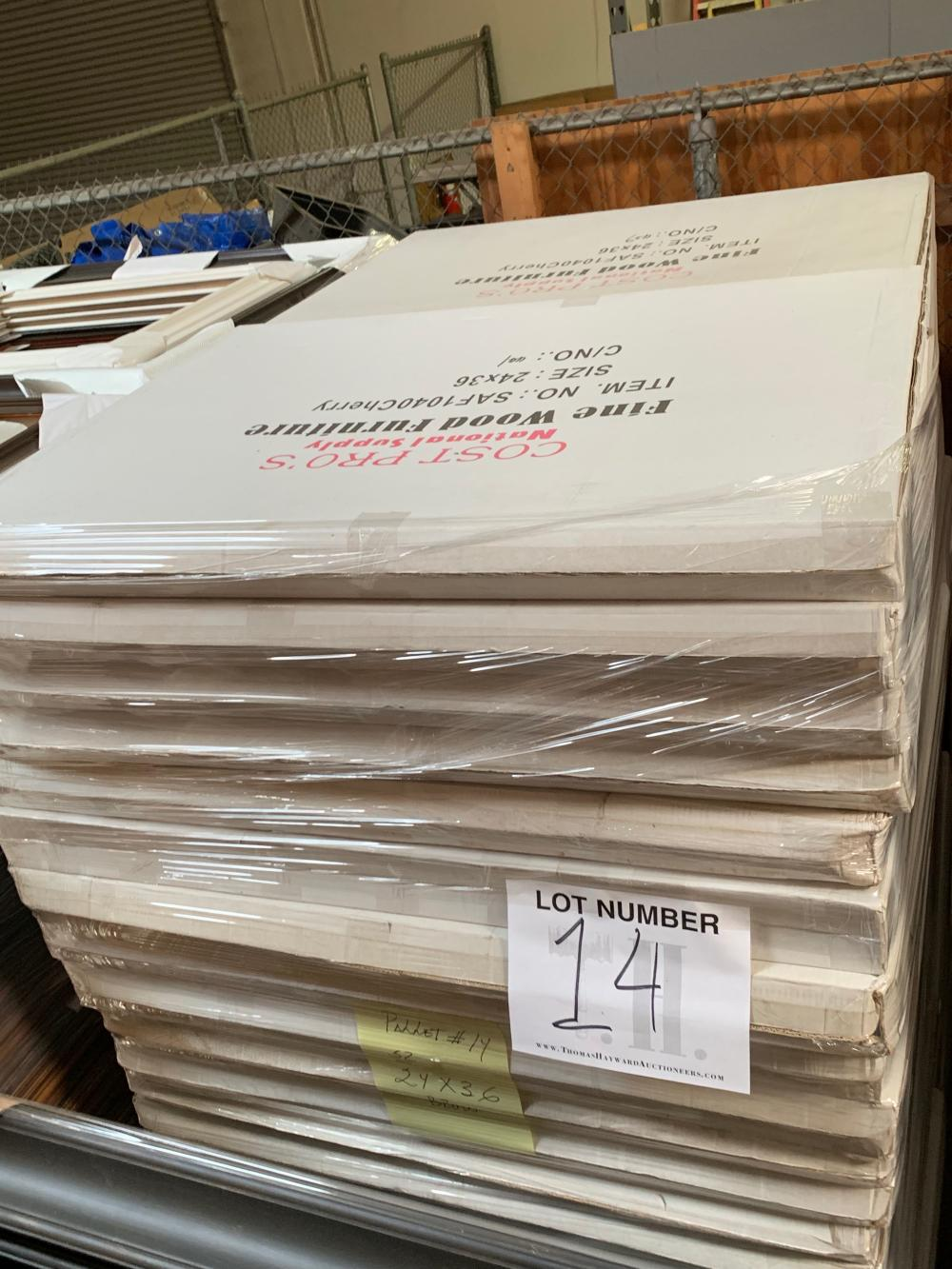 Pallet of Picture Frames  14