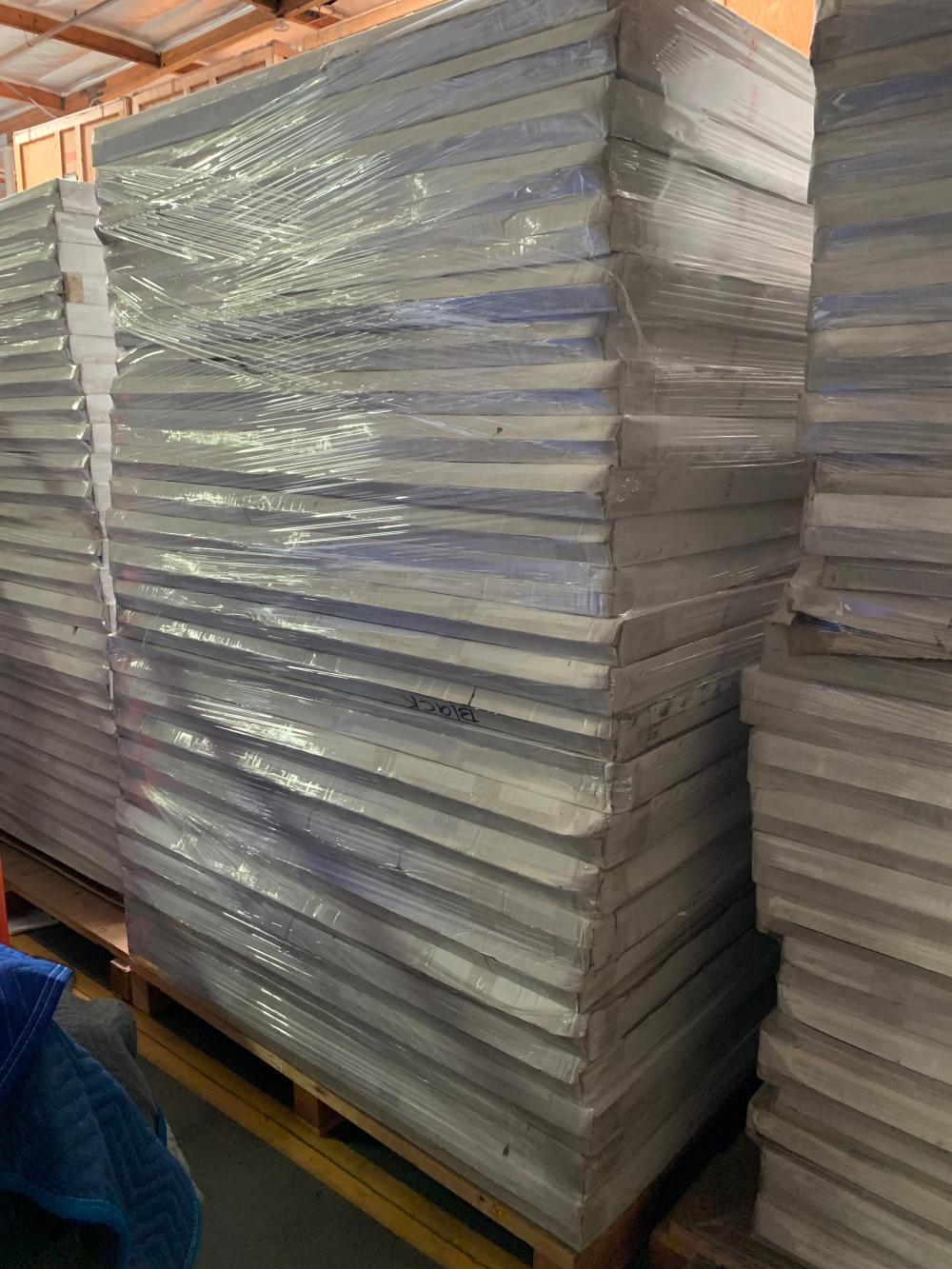 Pallet of Picture Frames 18