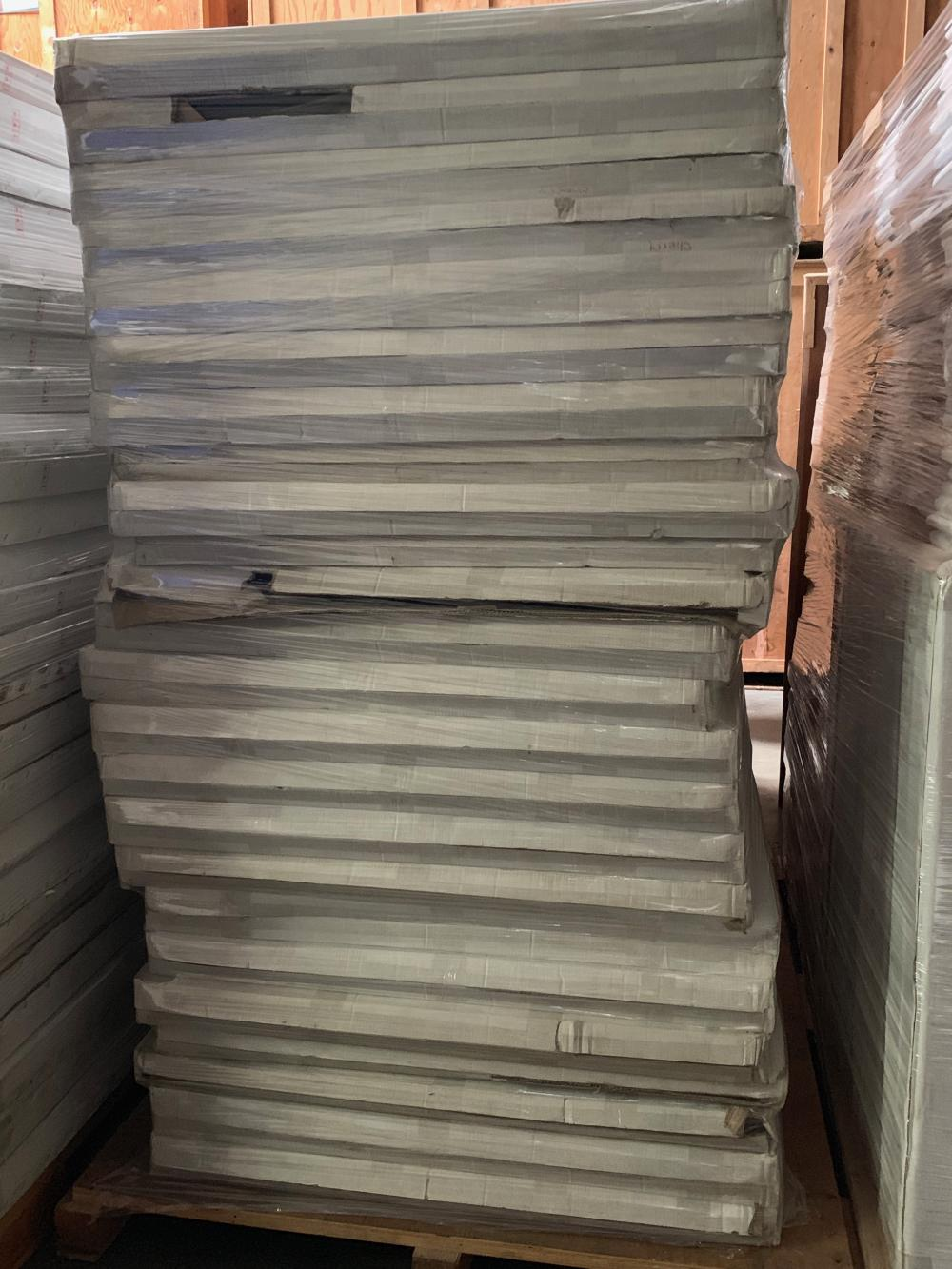 Pallet of Picture Frames  8