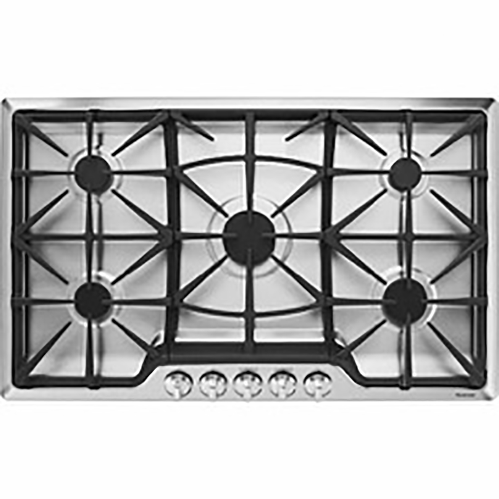 "Kenmore 32553 36"" Built-In Gas Cooktop - Stainless Steel Model # 32553 Serial Number 3F50402582"