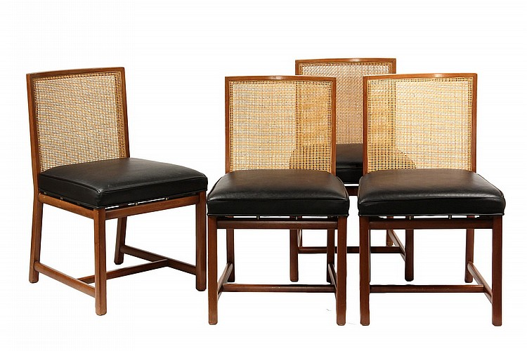 set of 4) designer dining chairs - set of dining chairs by