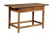 COUNTRY TAVERN TABLE - Early 19th c