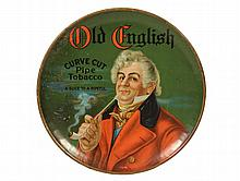 TOBACCO ADVERTISING SIGN -