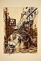 Folio Etchings of Venice Ernest George Ltd Ed 1888, Ernest George, Click for value