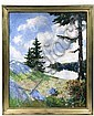 OOC Painting MacMahan Is Maine Philip Little MA, Philip Little, Click for value