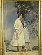 JOSEPH RODEFER DECAMP OIL 1911 THULIN