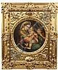 OOC Madonna Della Sedia A Estienne French c1870
