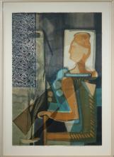 FRANCOISE GILOT (NY/CA/FRANCE, 1921 - )