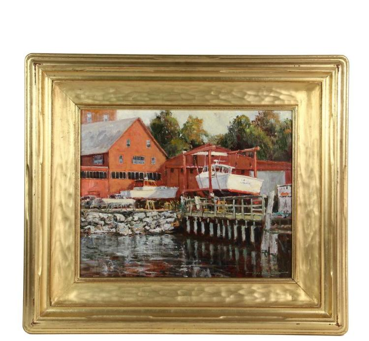 TODD RIEFERS (Contemporary Maine) -