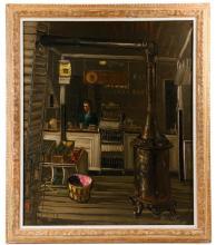 STEPHEN MORGAN ETNIER (PA/ME, 1903-1984)