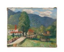 HAYLEY LEVER (NY/MA/UK, 1876-1958)