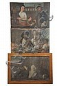 3 18th C Mexican OOC Paintings Miguel Cabrera, Miguel Cabrera, Click for value